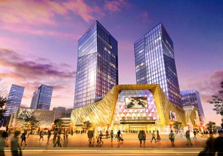 力帆红星国际广场 开启金开全新时代