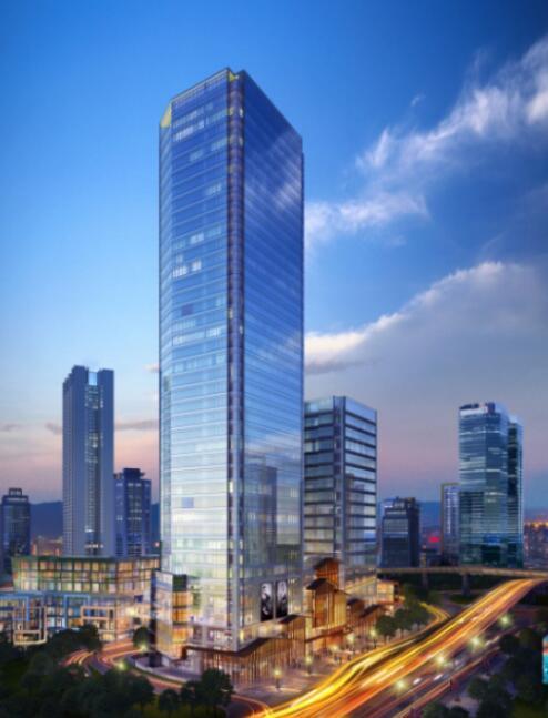 千亿商圈瞩目经济优势 新壹街地标资产价值凸显