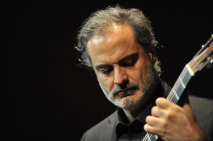 世界吉他大师胡赛 将在玫瑰园95号奏响天籁