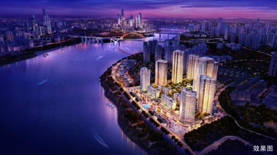 看房手记(二):金辉·御江六骏革新城心居住新体验