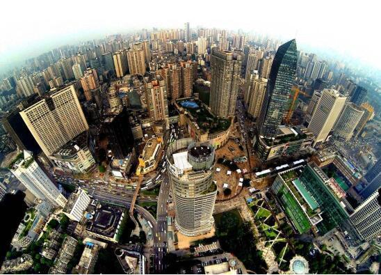 重庆商圈迎来全新发展,礼嘉商圈崛起新生