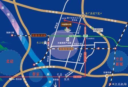 重庆地价持续攀高  抢占蓝海这里还有机会!