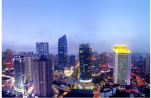从城市发展看观音桥的十年轮回_房产重庆站_腾讯网