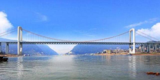 郭家沱长江大桥最快10月动工,融创江南融府出行再度升级