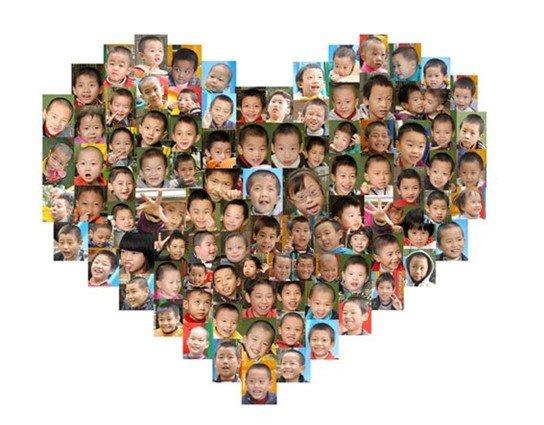 和协 残疾儿童关爱活动走进幼儿园图片