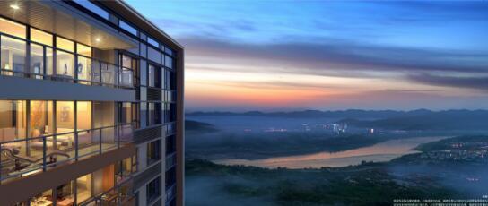 龙湖两江新宸森屿|龙湖天街系打造未来城市新核心