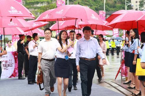 9月9日南江宏帆广场 荣耀起航