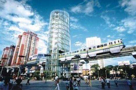 坐拥杨家坪商圈福地 北大资源燕南蚂蚁公馆为年轻人筑家