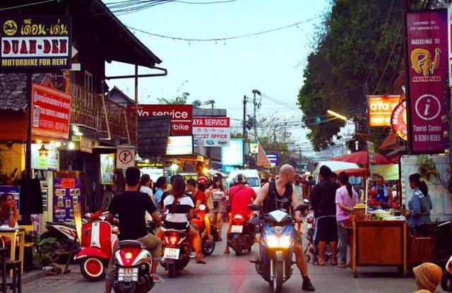 文昌打造泰国街与国际接轨 重庆崽儿买房赚翻