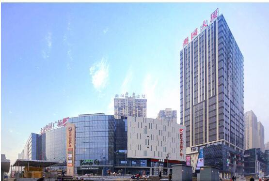 是什么盛事引爆全城:盘龙奥园广场开业
