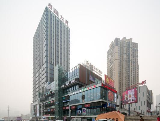 启幕西城新商圈时代 抢驻奥园广场背后的秘密