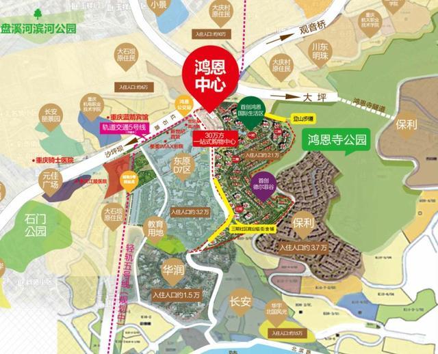 【安心看商业】第三期:江北鸿恩中心投资价值分析