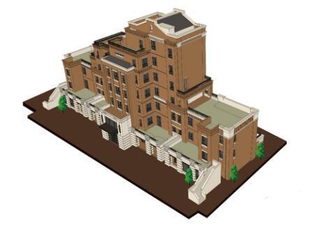 星麓原创新横厅叠墅 刷新墅的标准