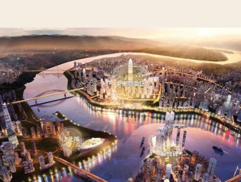 长嘉汇新品即将加推 演绎繁华都市生活