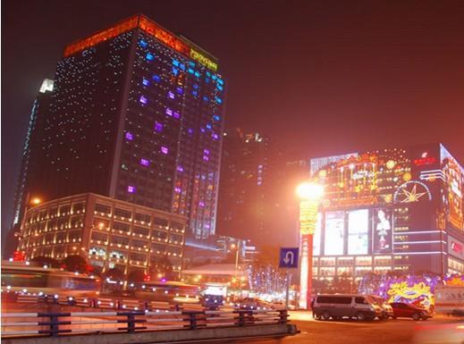 观音桥免费wifi全覆盖 江上明珠引领都市生活_房产重庆站_腾讯网