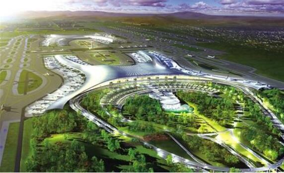 T3航站楼开通,回兴咫尺世界腾飞在即
