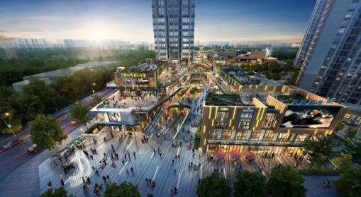 商业运营应该如何进化 看重庆奥园广场的72变