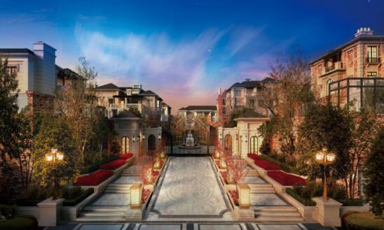 别墅价值的三次飞跃,紫檀庄园引领城市别墅高端生活