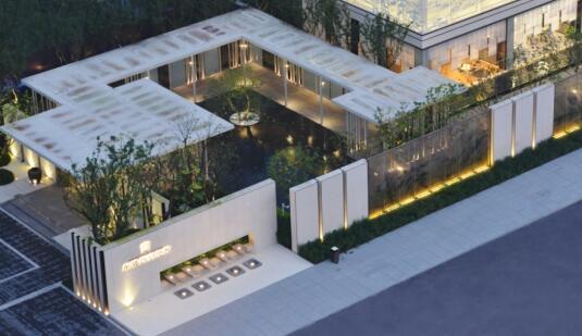 西部新城建设领域不断加深,龙湖西宸原著匠铸西区理想图片