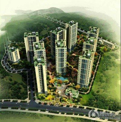 重庆巴南区楼盘推荐 33万元买小洋房
