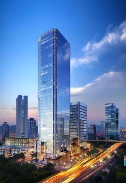 商务需求渐入高位楼宇经济成主流 直击商圈财富的突破口