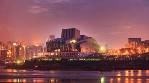 重庆最奇葩建筑vs重庆最艺术建筑 谁的脑洞更大?