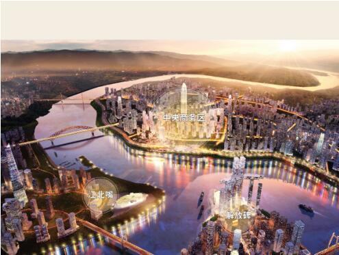 长嘉汇即将加推新品 筑就城市繁华
