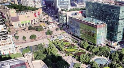 到2020年重庆将建成50个核心商圈 看哪些离你近?