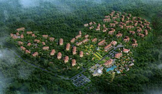 总价8.8万 置业赤水假日森林度假房