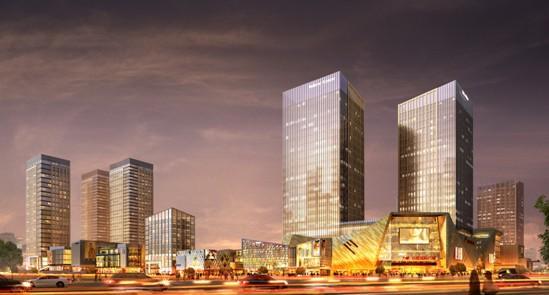 力帆 红星国际广场打造重庆新地标典范生活蓝本