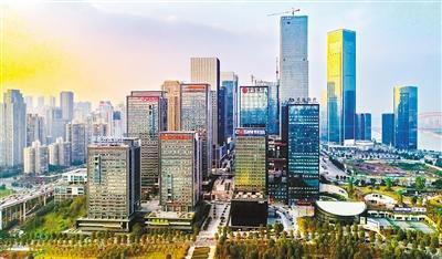 将江北建成全市领先智能产业示范区