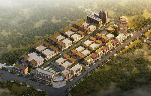 友鼎楼宇产业园欲打造五星级生态食品园
