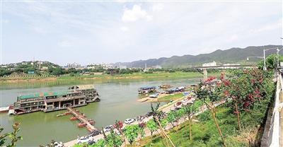 水土嘉陵江大桥3年内建成 北碚这三个地方将大变脸