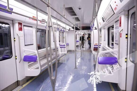 轨道10号线一期本周开通 重庆北站北广场到T3A航站楼21分钟