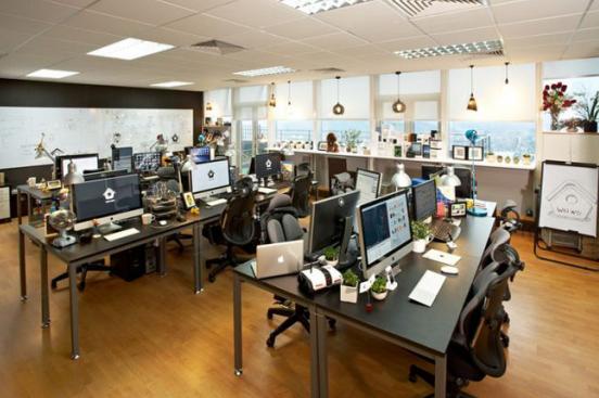 soho公寓的自由开放 创业者的理想办公生活图片