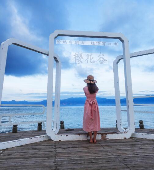 9月抚仙湖樱花谷看房游记