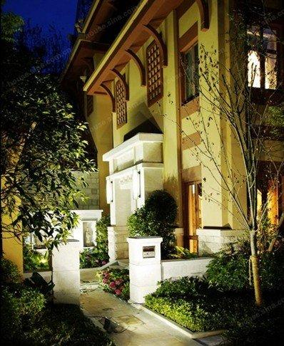 城市诠释天烟台院里瞩目真正别墅全城福山别墅西山景山图片