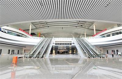 """重庆西站即将投用 """"高铁新城"""" 刚需房单价9500元"""
