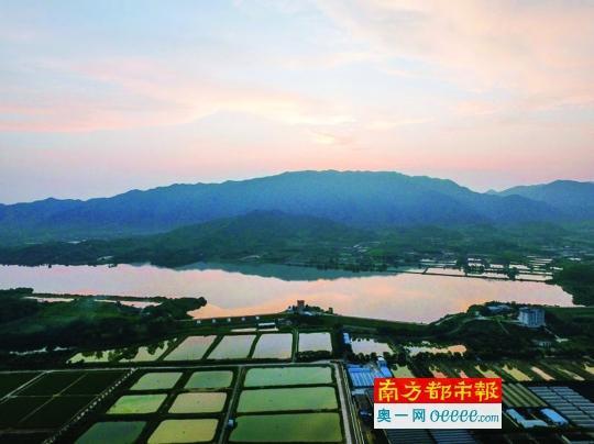 三水南山:精雕细琢打造富硒特色旅游小镇