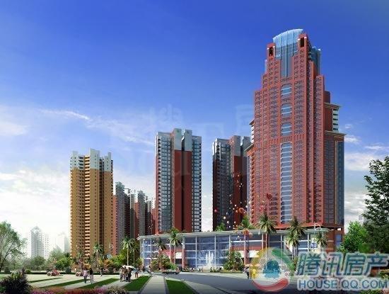 [佛山] 瑞安花园售50-90方望江公寓 1.6万元/平起