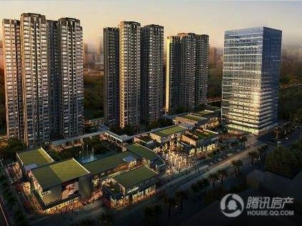 [佛山] 禅城绿地中心将于7月22日开放销售中心
