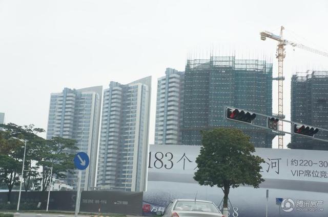 [顺德]万科天傲湾花园在清156-407㎡望江大户型