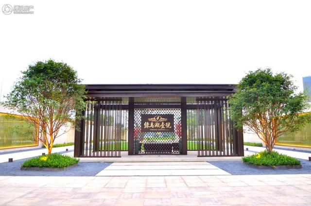【绿岛湖壹号Ⅱ期】开启佛山高端大宅新时代