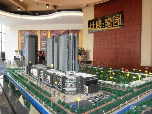 [禅城] 世博嘉园售90-177平洋房 3月将加推公寓