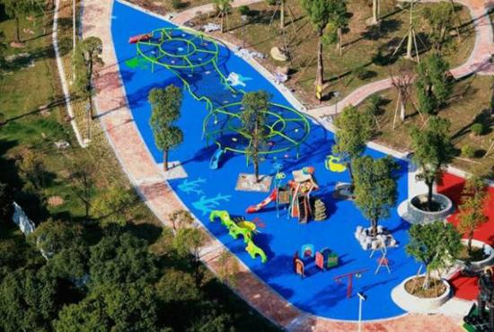 免费!佛山文华儿童开初游乐场25日下午正式同学中去世公园刘凯了的图片