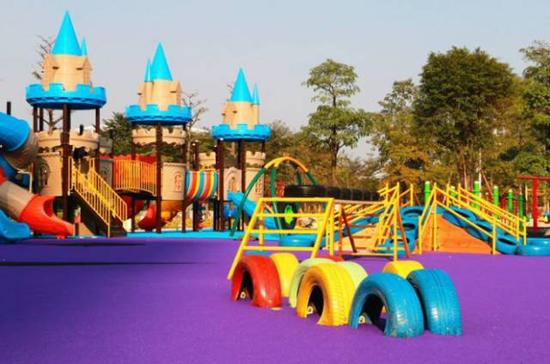 免费!佛山文华儿童语文游乐场25日下午正式开提高初中公园图片