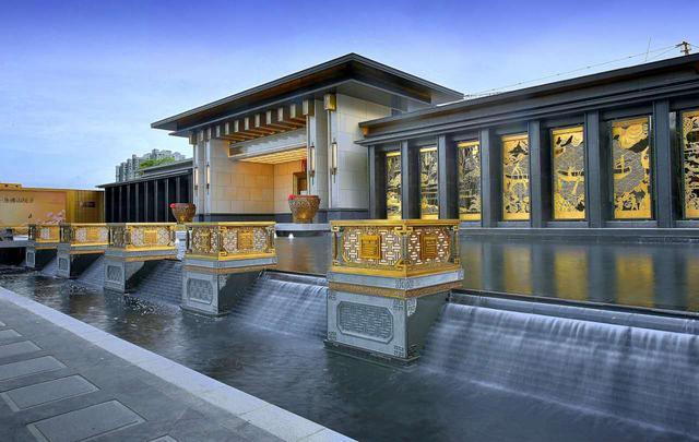 泰禾佛山院子 复兴中国建筑礼序文化_房产佛山站_腾讯网