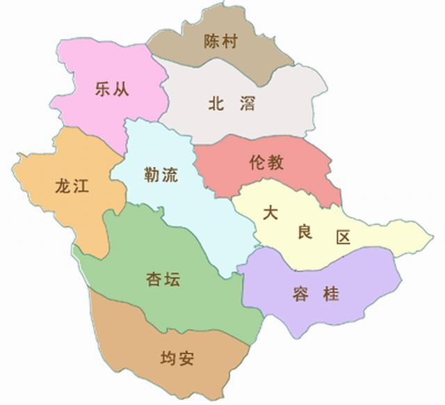 陈惠红)在整个佛山地图来看,顺德容桂位于东南部,与广州,中山,江门