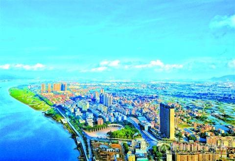 全力攻坚 建设善治生态宜居产业新城