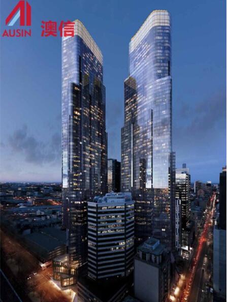 澳信10月巨献:墨尔本CBD超高层地标豪华公寓